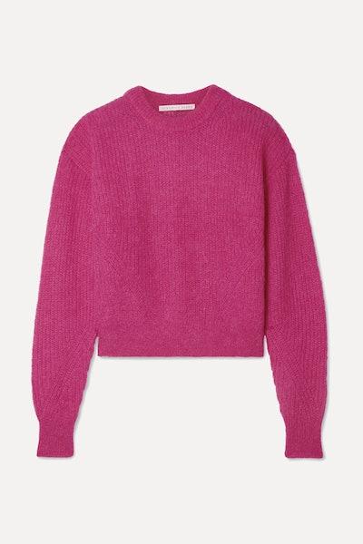 Melinda knitted sweater