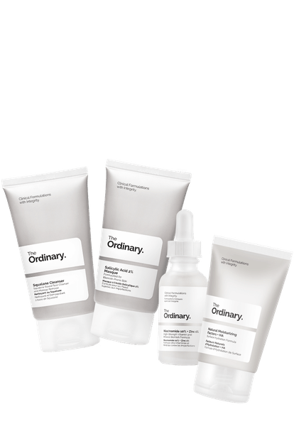 Deciem the Balance Set