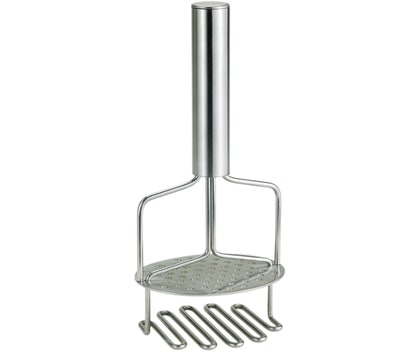 HIC Harold Import Co. Dual-Action Potato Masher And Ricer