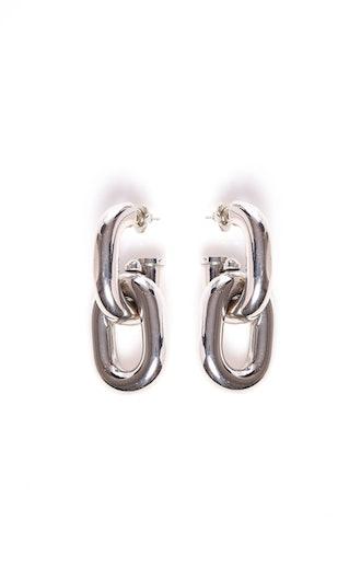 XI Brozen Link Earrings
