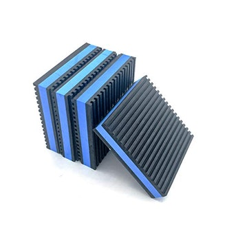 Forestchill Ribbed Rubber Anti-Vibration Pads