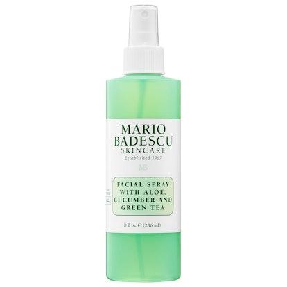 Facial Spray with Aloe, Cucumber, and Green Tea