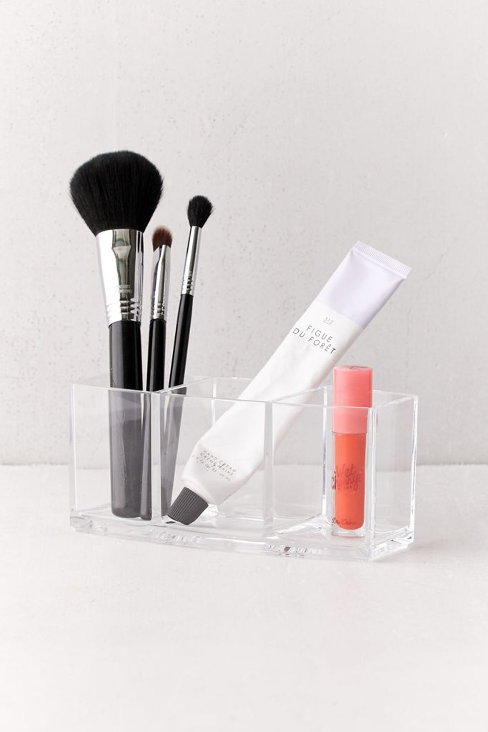 Bino Acrylic Makeup Brush Organizer