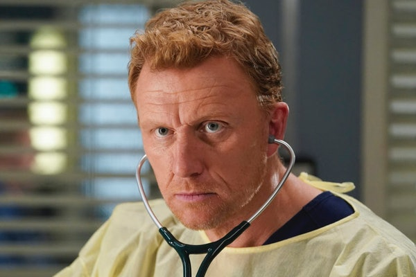 "Kevin McKidd plays Owen on ""Grey's Anatomy."""