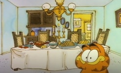 You can watch 'Garfield's Thanksgiving' online, but at a cost.