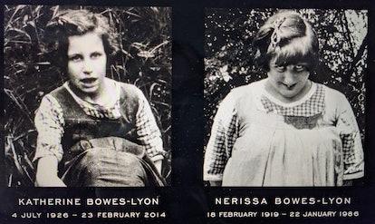 Katherine & Nerissa Bowes-Lyon