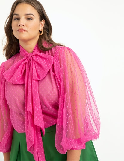 The Troy Blouse