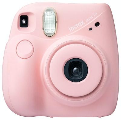 Fuji Instax Mini 7+ Camera Bundle