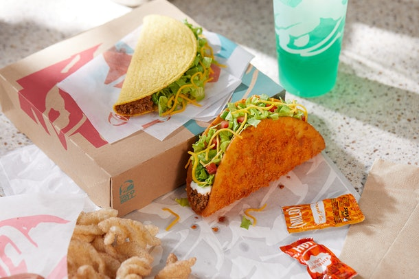 Taco Bell's November and December 2020 deals include so many freebies