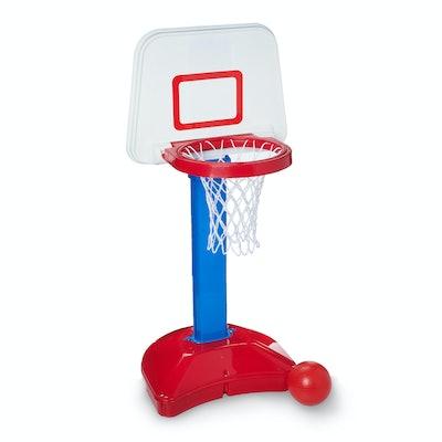 Play Day Jump 'n Slam Basketball Set