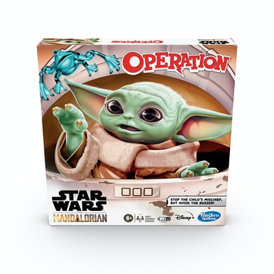 Operation Game: Star Wars The Mandalorian Edition