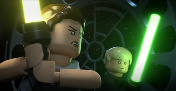 lego star wars holiday special review