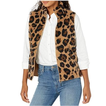 Amazon Essentials Fleece Lined Vest