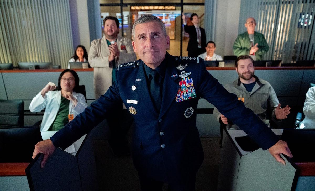 Netflix renewed 'Space Force' for Season 2.