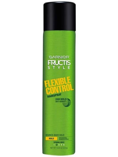 Flexible Control Anti-Humidity Hairspray, Strong Flexible Hold