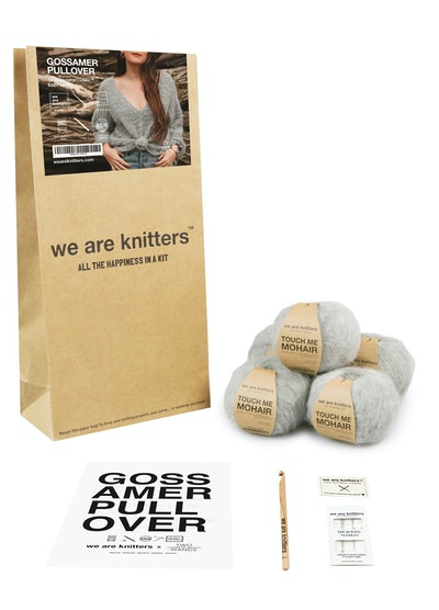 Gossamer Pullover Crochet kit