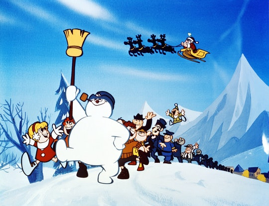 'Frosty The Snowman' airs on Friday, Nov. 27 from 8-8:30 p.m. on CBS.