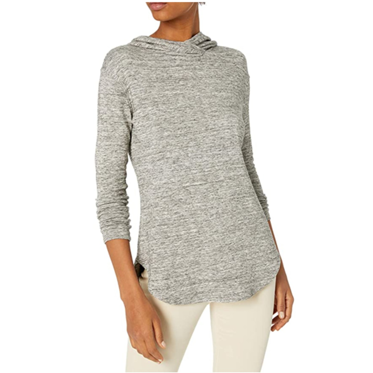 Daily Ritual Supersoft Terry Hooded Pullover
