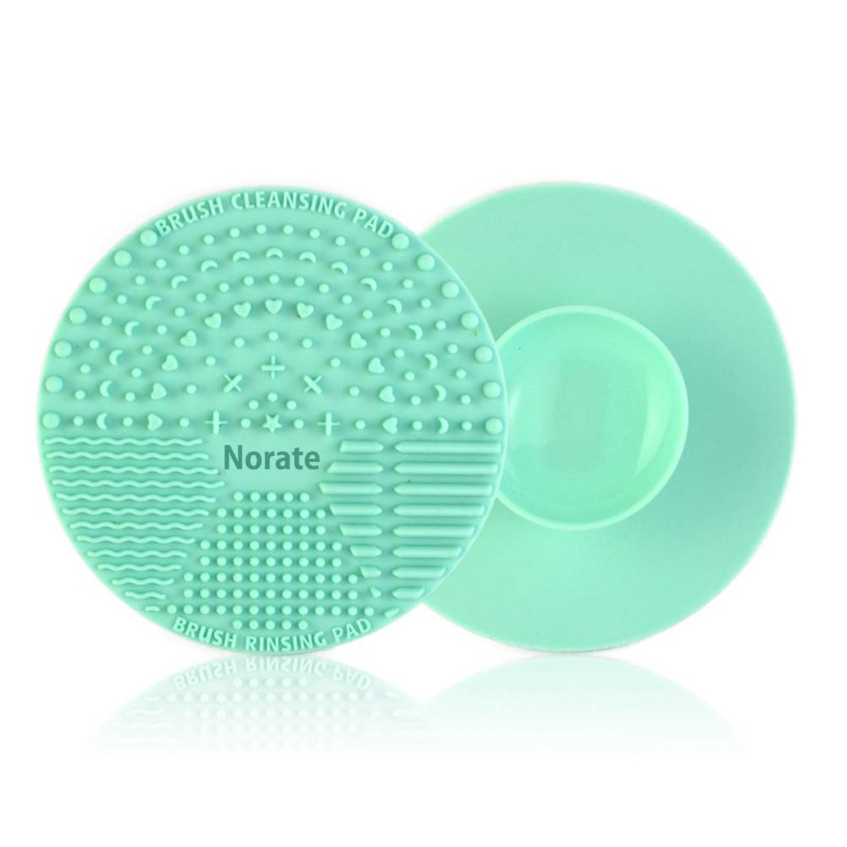 Norate Makeup Brush Cleaning Mat