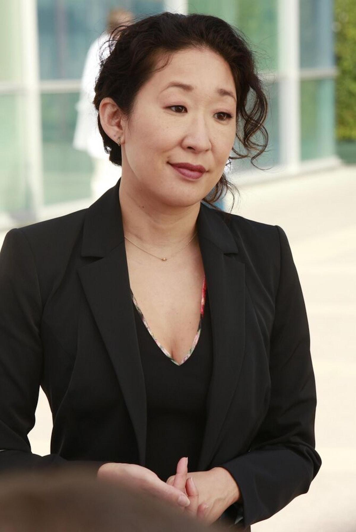 Cristina Yang (Sandra Oh) on 'Grey's Anatomy'