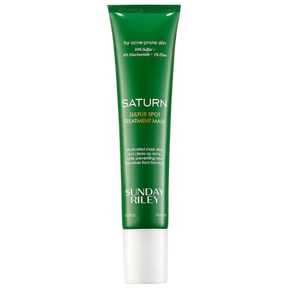 Saturn Sulfur Spot Treatment Mask