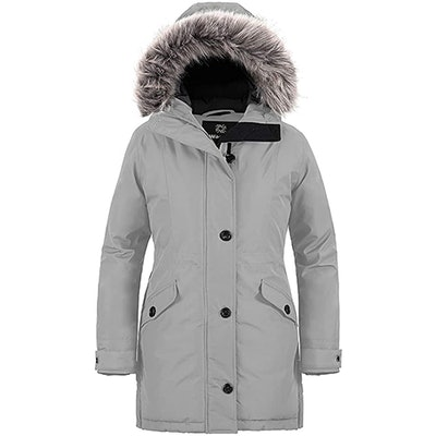 Wantdo Long Puffer Jacket