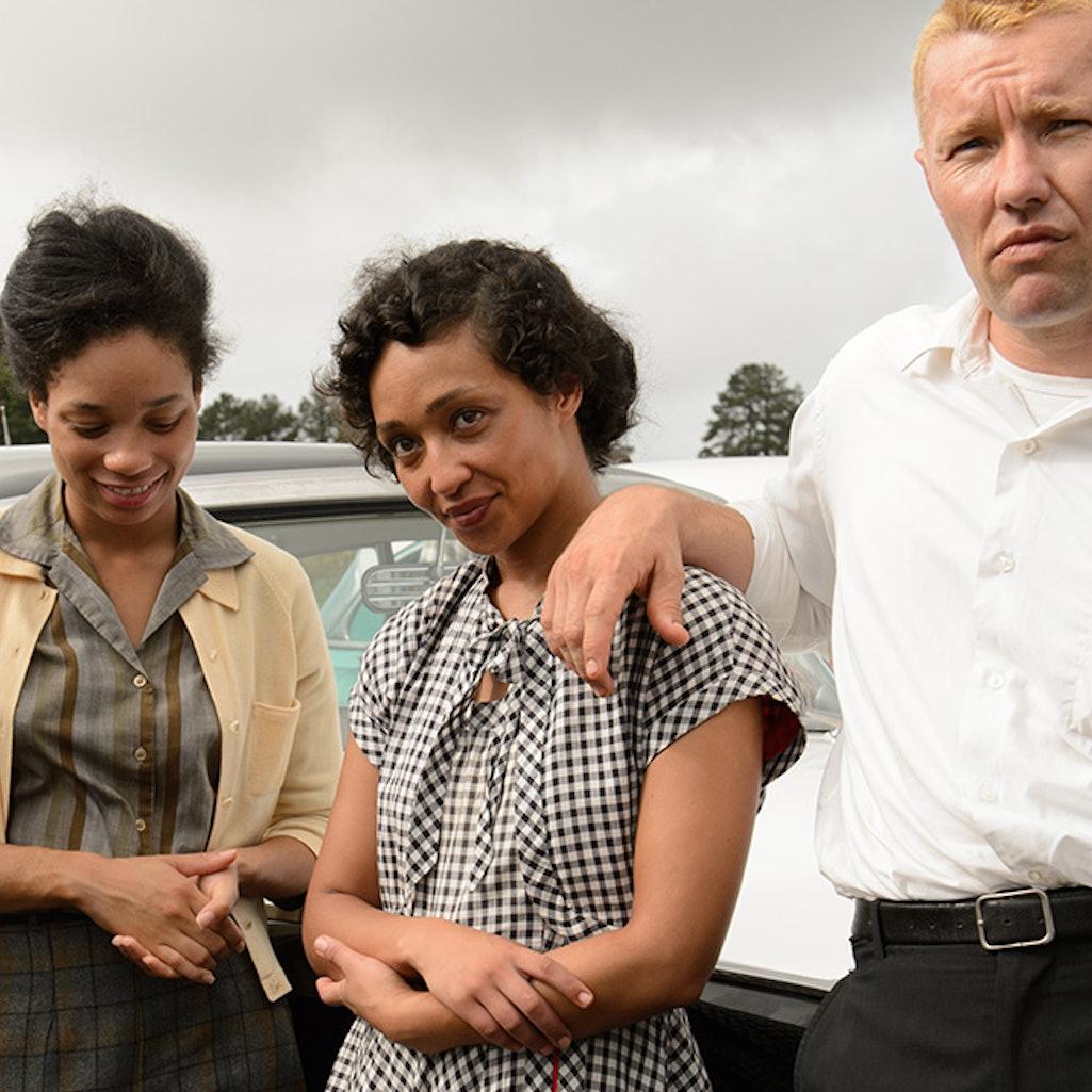 Terri Abney, Ruth Negga, and Joel Edgerton in 'Loving.'