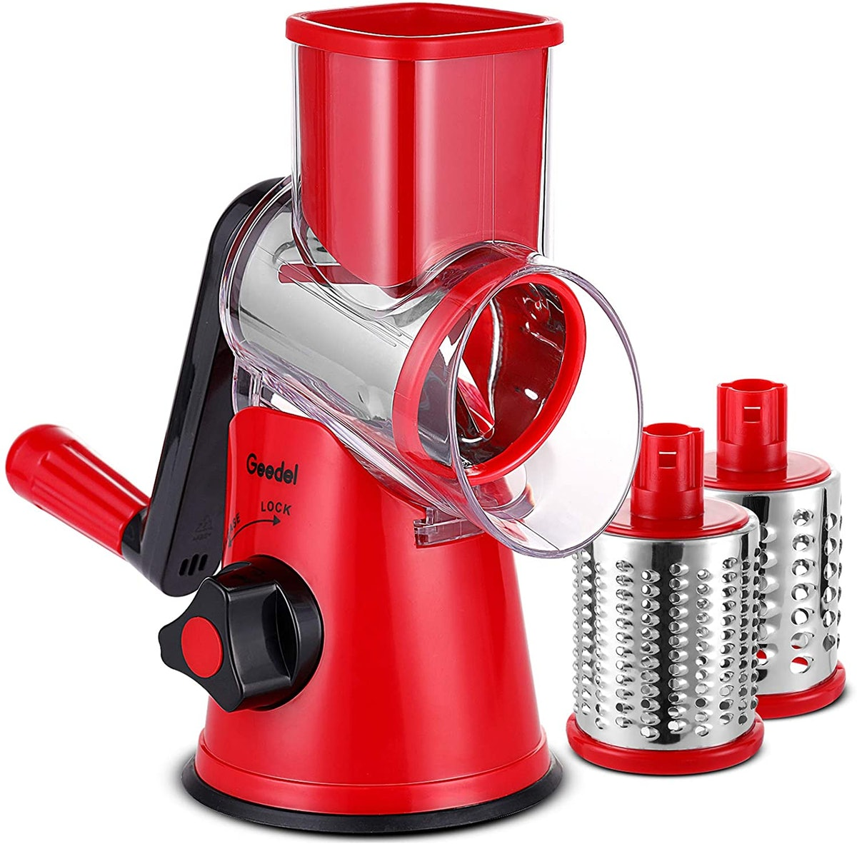 Geedel Rotary Cheese Grater