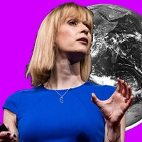 """Climate scientist Kate Marvel: """"With science plus action, things can get better."""""""