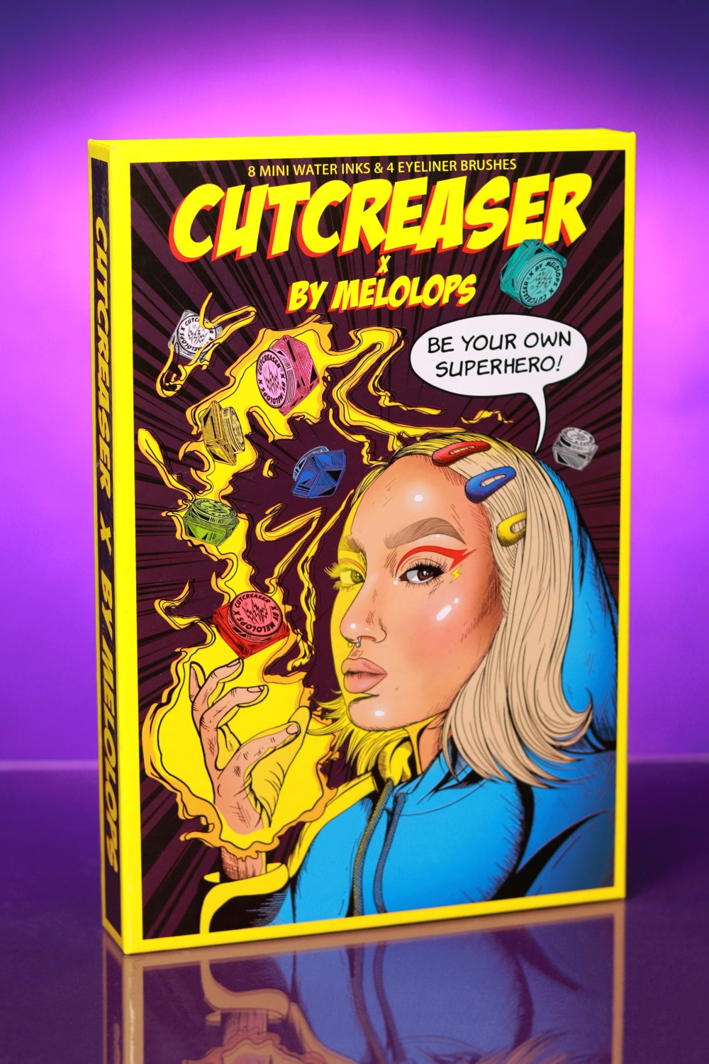 Cutcreaser x By Melolops Comic Book Kit
