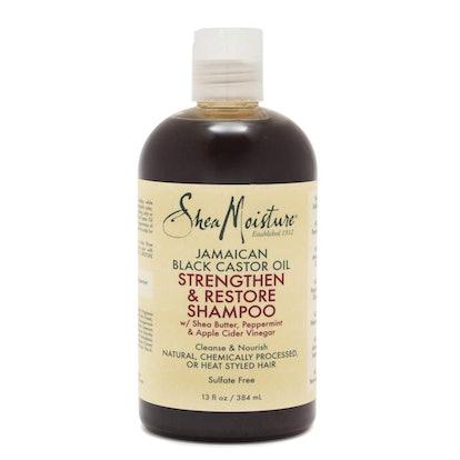 SheaMoisture Jamaican Black Castor Oil Strengthen & Restore for Damaged Hair Shampoo