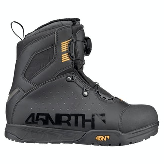 45North Winter Clip-In Wolvhammer Cycling Boots