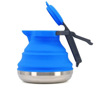 TOPOKO Collapsible Camping Kettle