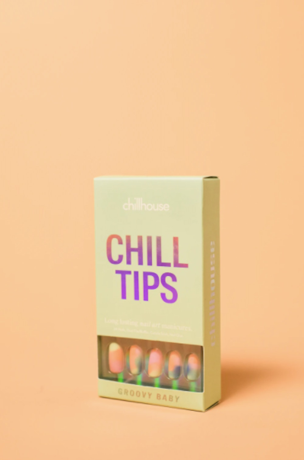 Chill Tips in Groovy Baby