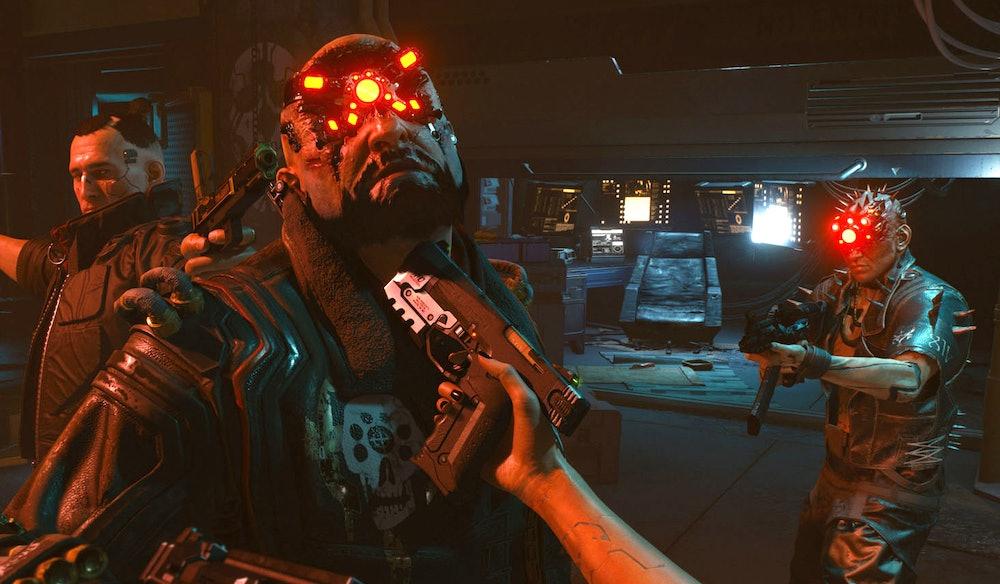 cyberpunk 2077 maelstrom gang mission