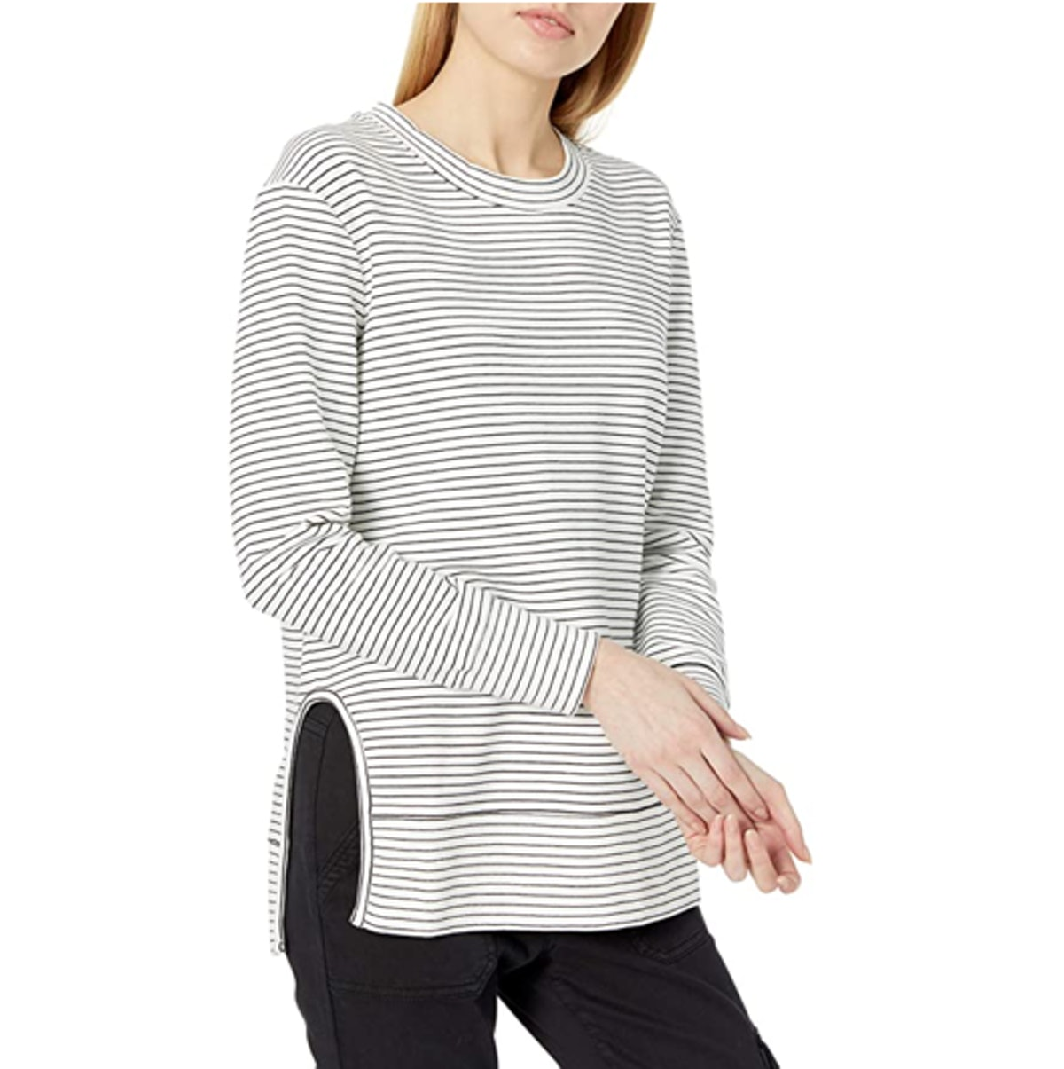 Daily Ritual Terry Cotton Pullover