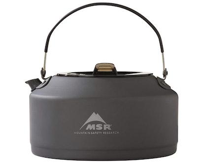 MSR Pika Ultralight Aluminum Teapot