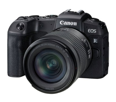 Canon - EOS RP Mirrorless Camera with RF 24-105mm f/4-7.1 IS STM Lens