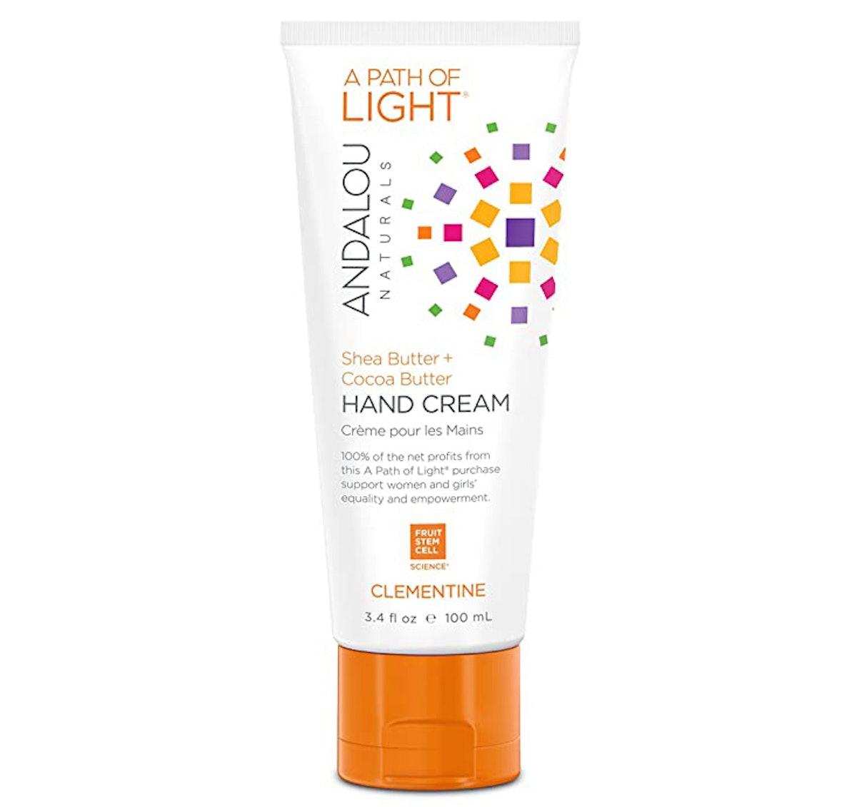 Andalou Naturals Clementine Hand Cream