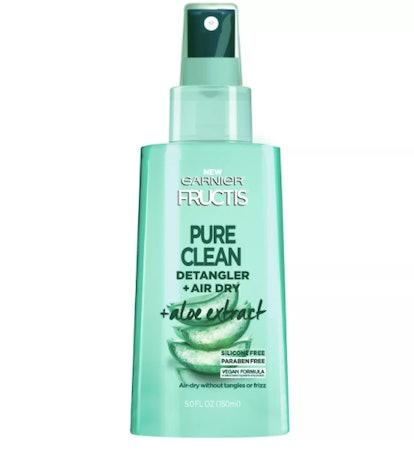 Pure Clean Detangler + Air Dry
