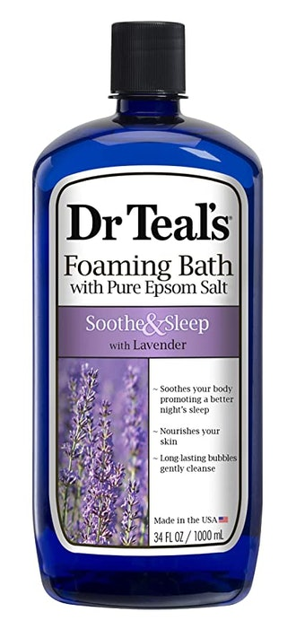 Dr Teal's Foaming Bath with Pure Epsom Salt (34 Oz.)