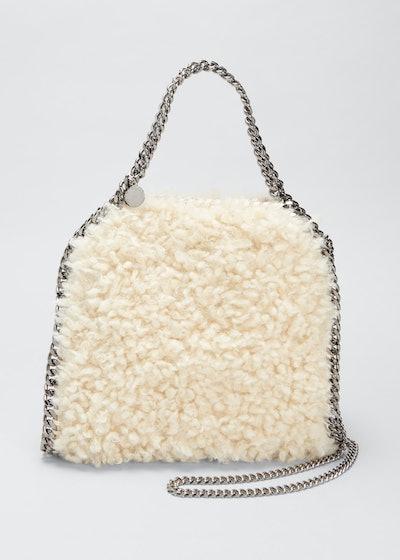 Falabella Mini Furry Tote Bag
