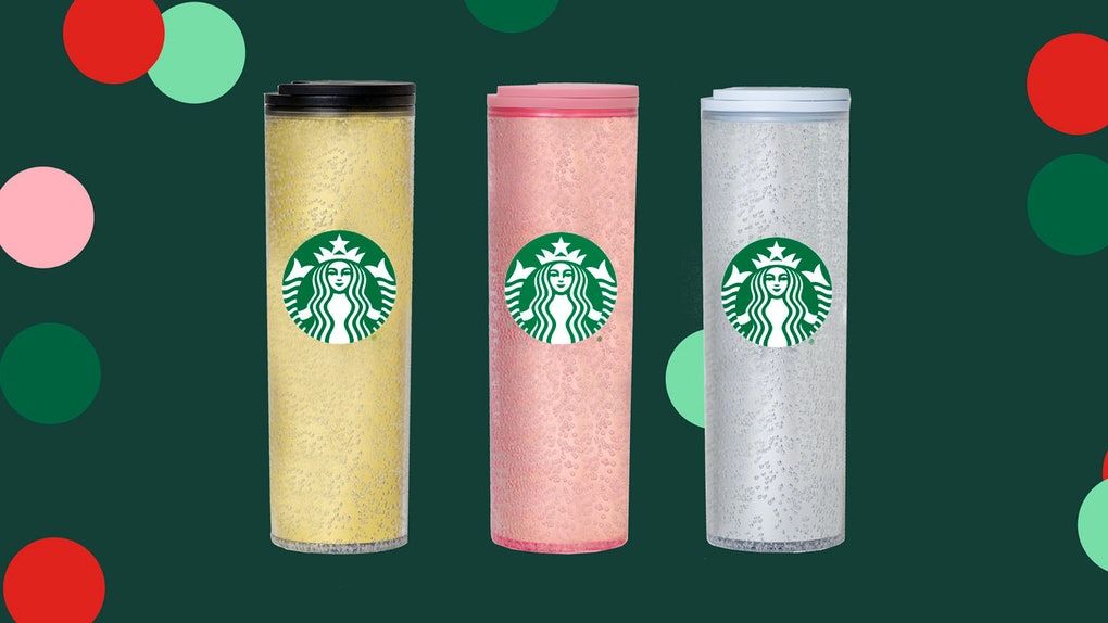 Starbucks is offering a sale on some of its tumblers starting on Nov. 24.