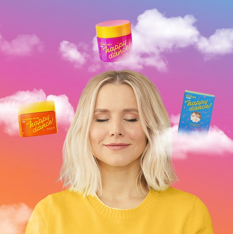 Kristen Bell's Happy Dance is offering 30% off for Black Friday