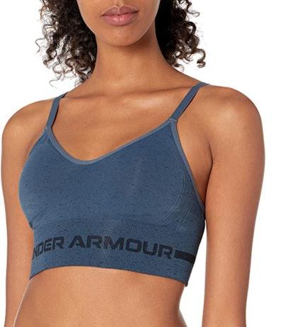 Under Armour Seamless Heather Bra