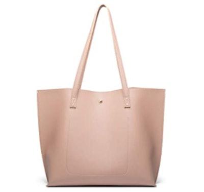 Dreubea Faux Leather Shoulder Bag