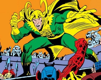 classic loki marvel disney plus series