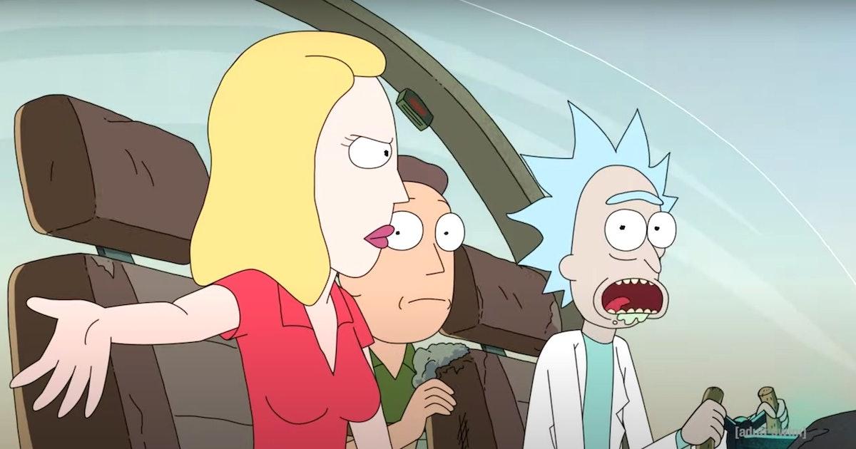 Rick and Morty season 4 finale confirms major fan theory