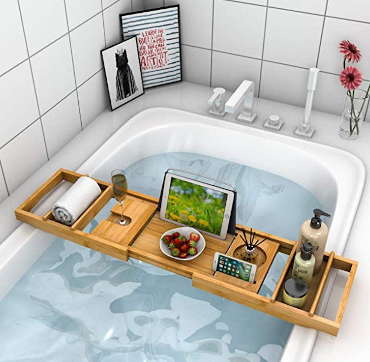 Bamfan Bath Caddy Tray