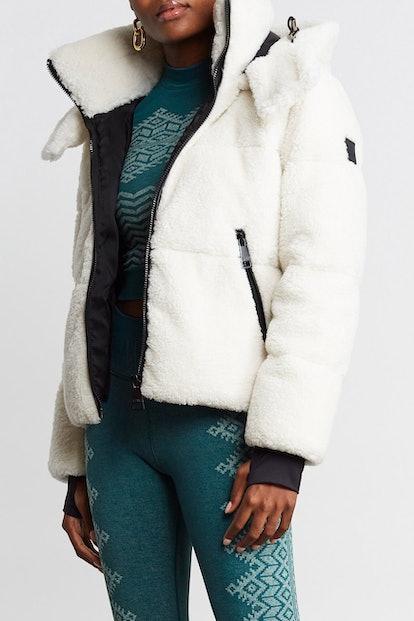 Sherpa Sydney Puffer Jacket